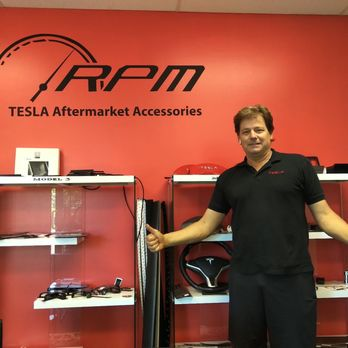 RPM Tesla Aftermarket Accessories - 2019 All You Need to