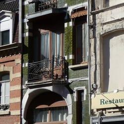 La maison d horace pouillet landmarks historic for 82 rue brule maison lille