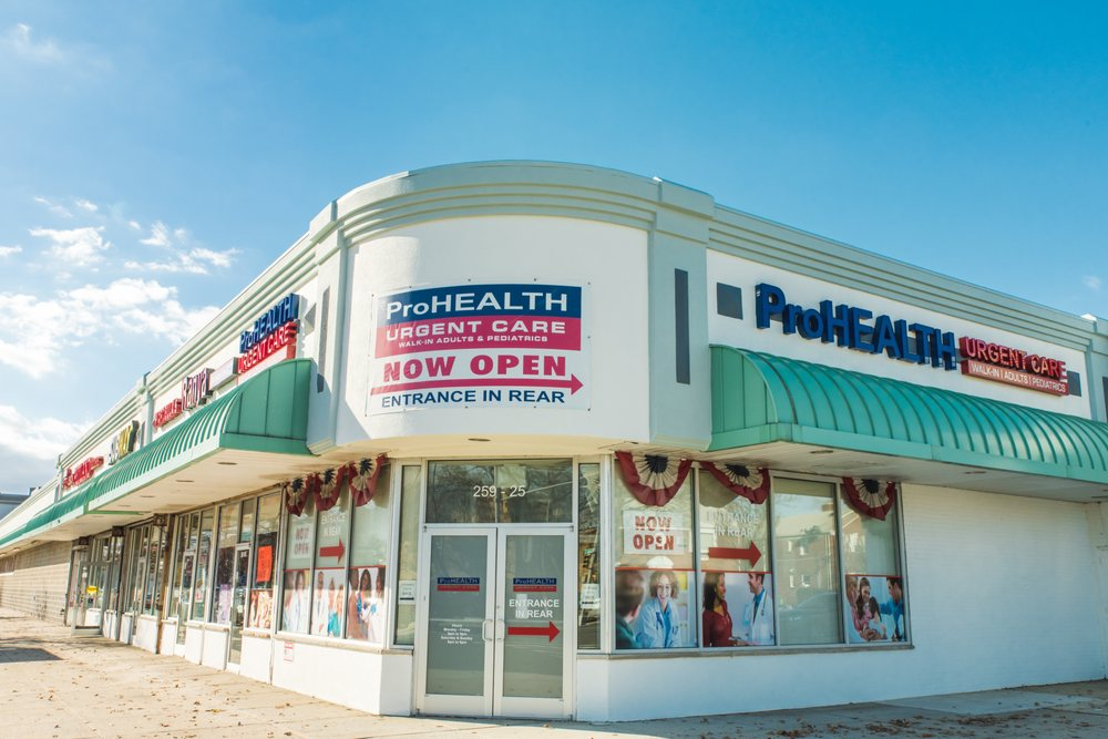 Prohealth Urgent Care Of Glen Oaks 11 Reviews Urgent Care 259