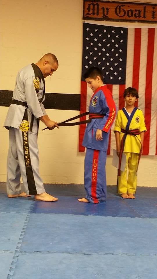 Martial Arts World: 2550 N John Young Pkwy, Kissimmee, FL
