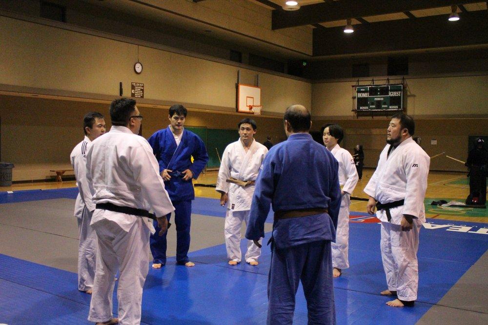 Team 1 Judo Dojo: 909 S Dale St, Anaheim, CA