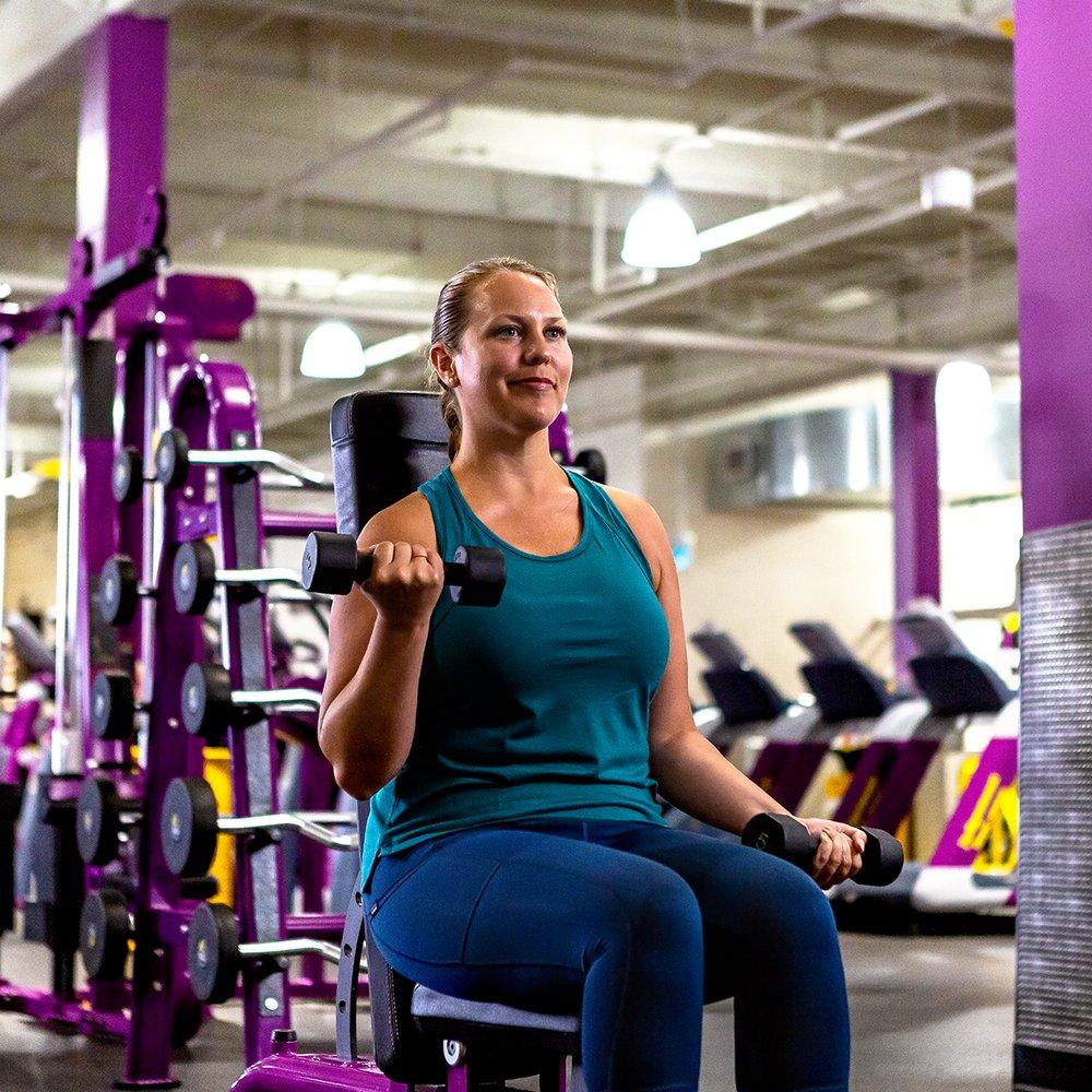 Planet Fitness: 401 E 4th Ave, Hutchinson, KS
