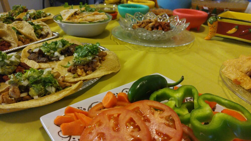 Kazbah Tacos & Catering: San Diego, CA