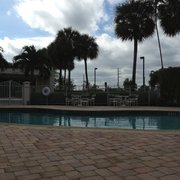 Beautiful ... Photo Of Red Roof Inn   Fort Lauderdale, FL, United States. The Pool