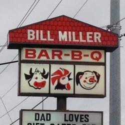 Bill Miller Bar B Q 18 Photos Amp 89 Reviews Barbeque