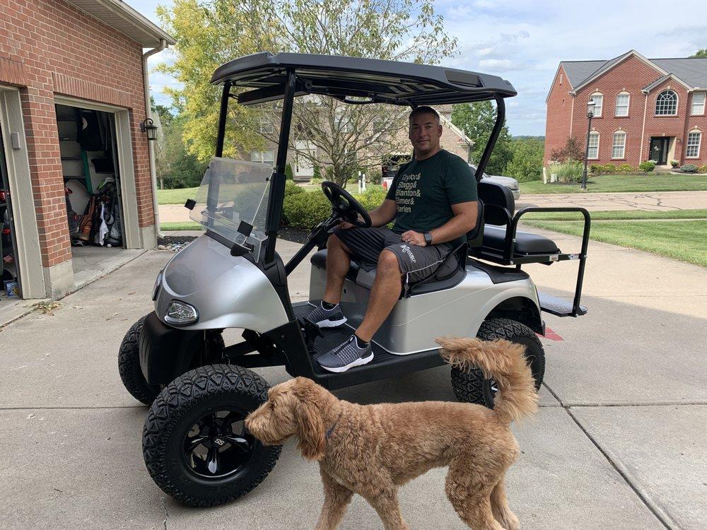 Buckeye Custom Carts: 5818 SR 22, Morrow, OH