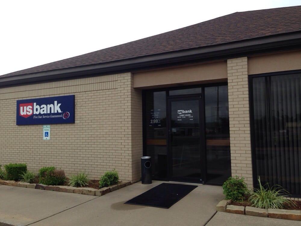 U.S. Bank: 115 Hwy 64 W, Alma, AR