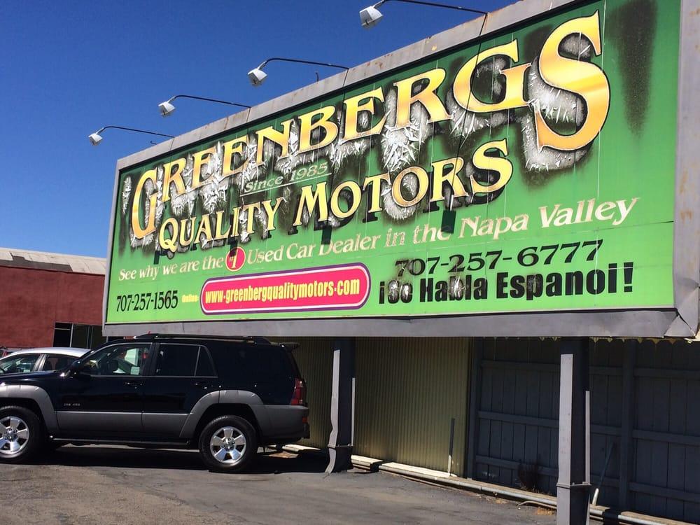 Greenbergs Quality