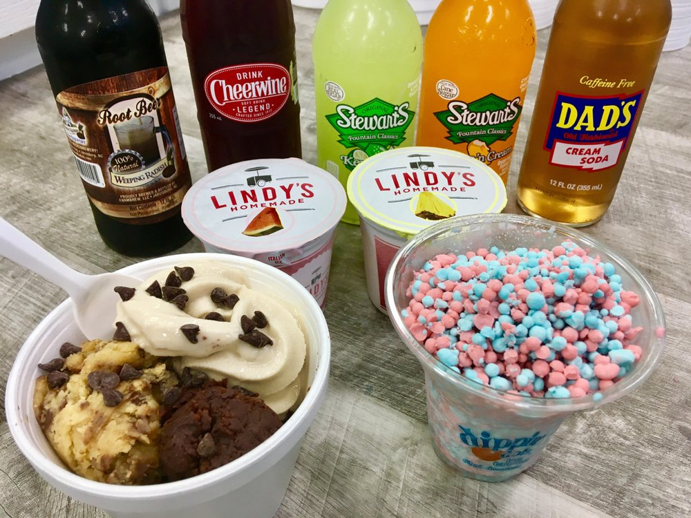 OBX Frozen Yogurt