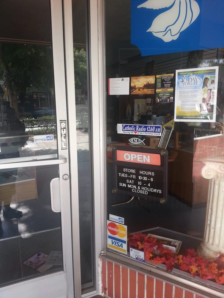 St Gabriels Catholic Books and Gifts: 946 B St, Hayward, CA
