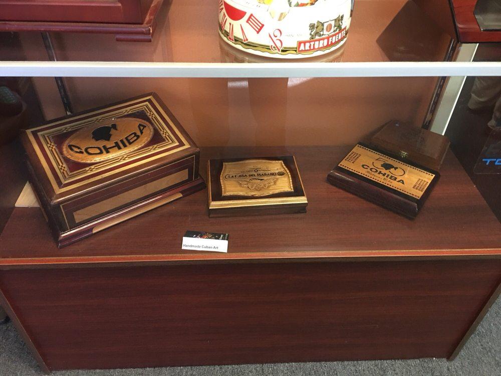 William's Cigars