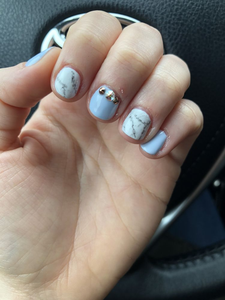 Lady s nail bar 15 3809 w 26th st little for A q nail salon collinsville il