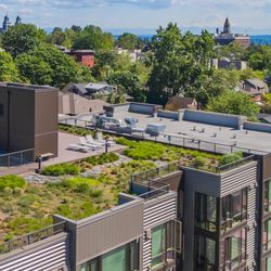 Photo Of Chloe Apartments Seattle Wa United States Rooftop