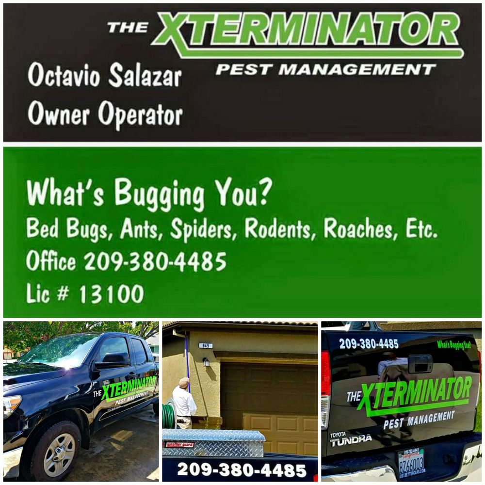 The Xterminator Pest Management: 1280 Forest Dr, Turlock, CA