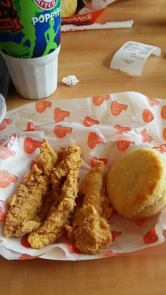 Popeyes Louisiana Kitchen: 10997 Marsh Rd, Bealeton, VA