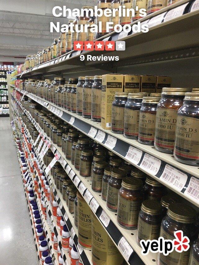 Chamberlin S Natural Foods Oviedo Fl