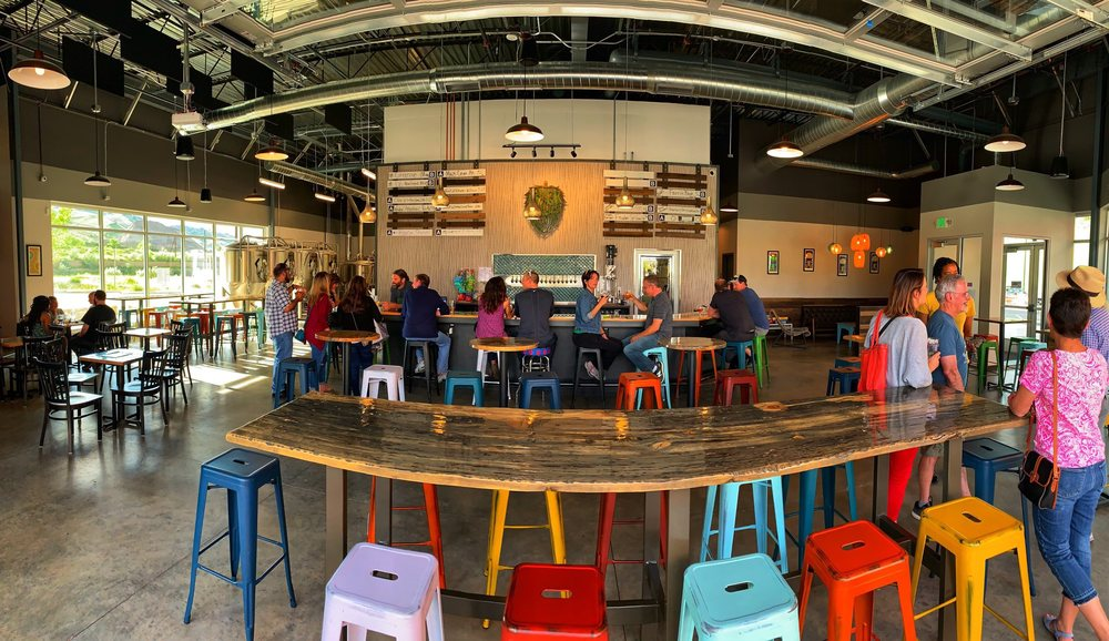 Over Yonder Brewing: 18455 W Colfax Ave, Golden, CO