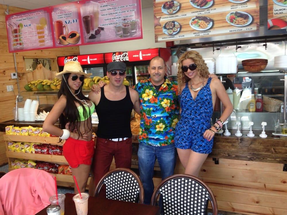 Deco Sandwiches Miami Beach Menu
