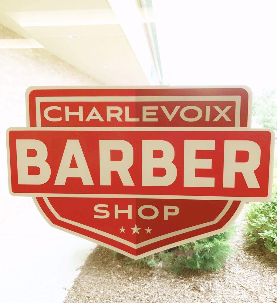Charlevoix Barber Shop: 110 Antrim St, Charlevoix, MI