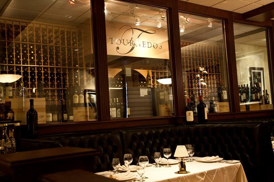Tournedos Steakhouse At The Inn On Broadway: 26 Broadway, Rochester, NY