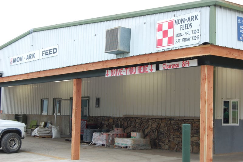 Mon-Ark Feed & Fertilizer: 601 E Church St, Morrilton, AR