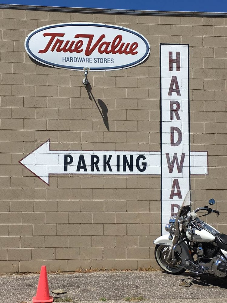 L & R True Value Hardware: 102 W Cayuga St, Bellaire, MI