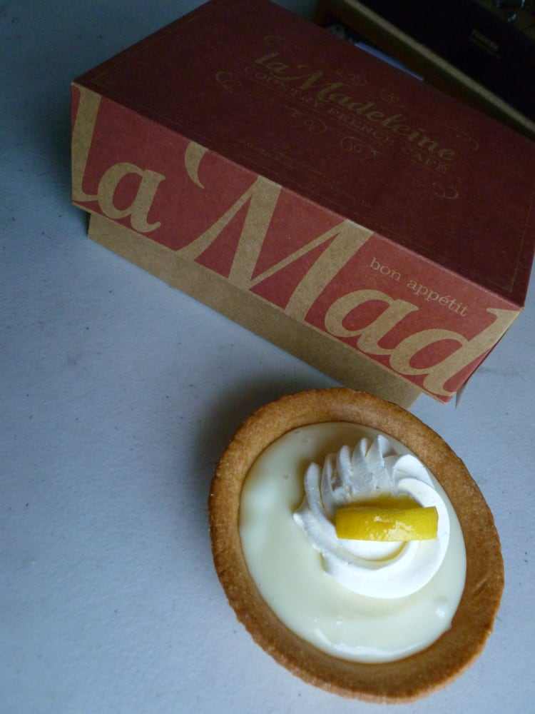 Lemon Tart Yelp