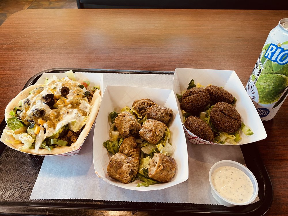 Food from New York Gyro