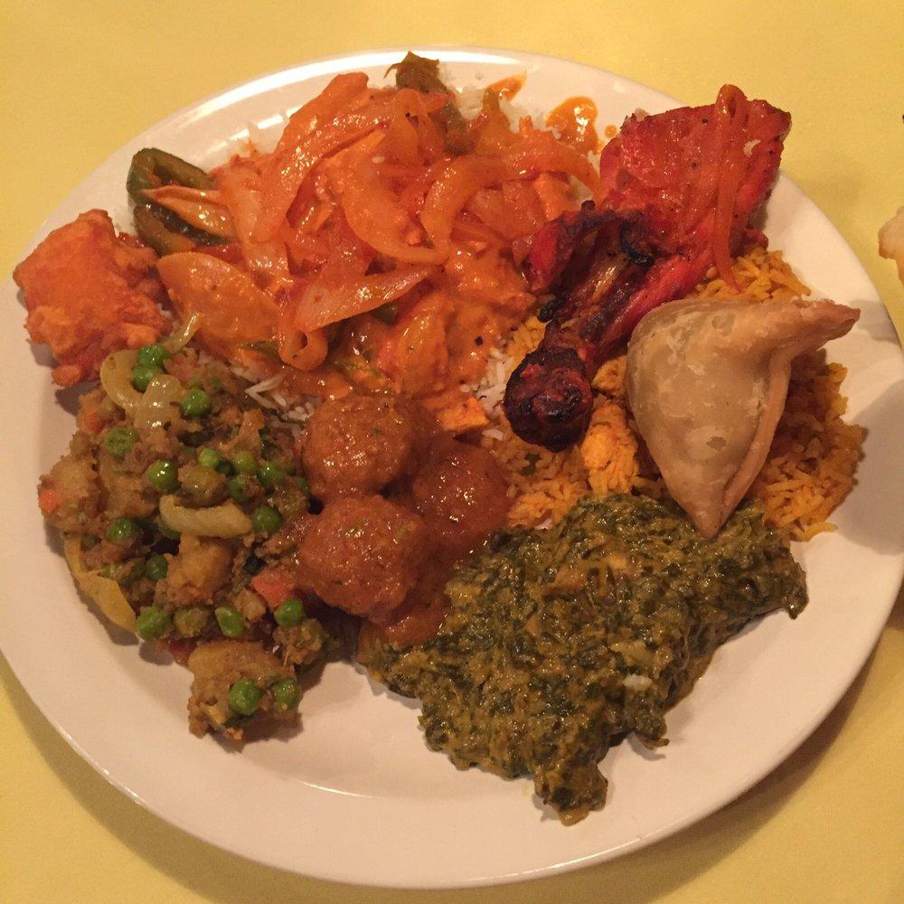 Grill of India: 354 Ludlow Ave, Cincinnati, OH