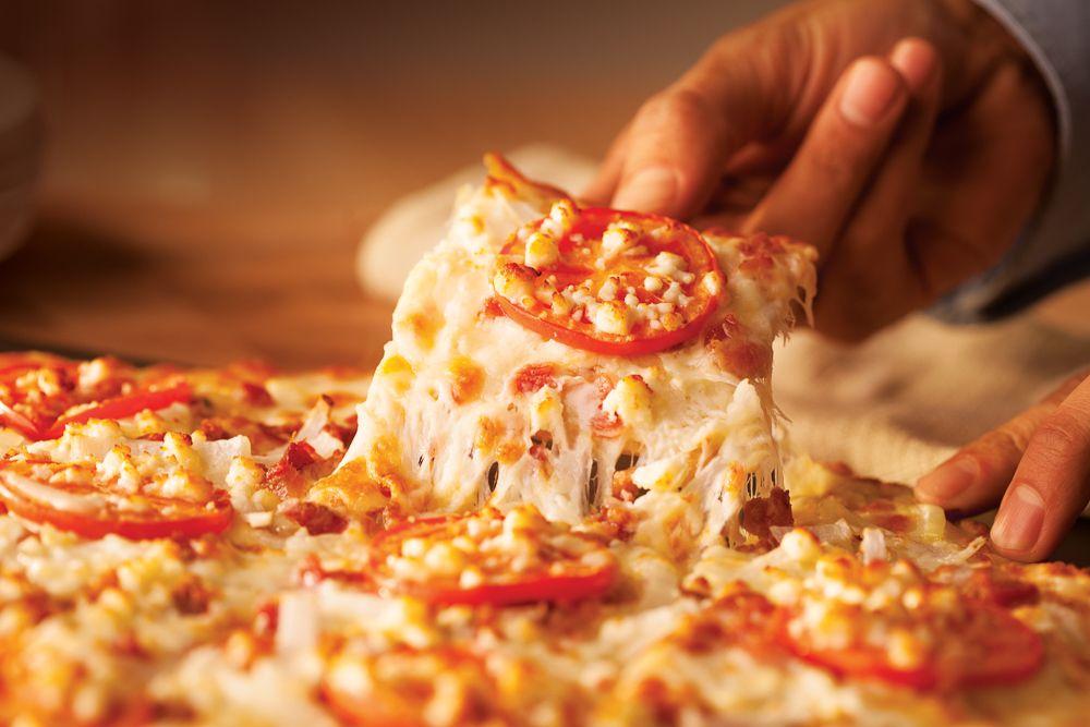 Learn Al Taglio Roman-style pizza technique, also called In Teglia. You will learn famous Pizza Romana dough technique, to get a light and airy crust, every time.