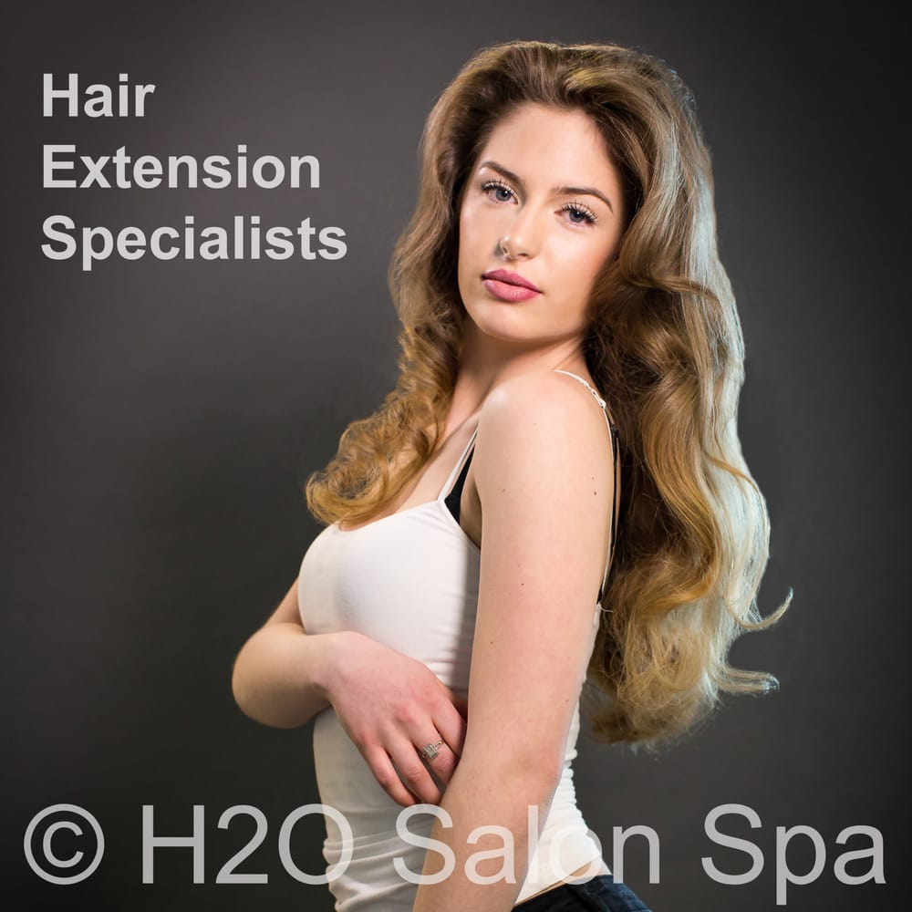 H2O Salon Spa Hair Extension Specialists Manchester NH ...