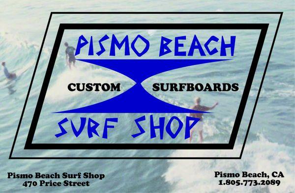 Pismo Beach Surf Shop 470 Price St Pismo Beach Ca Sporting Goods