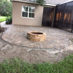 real brick pavers 11 photos contractors metrowest orlando
