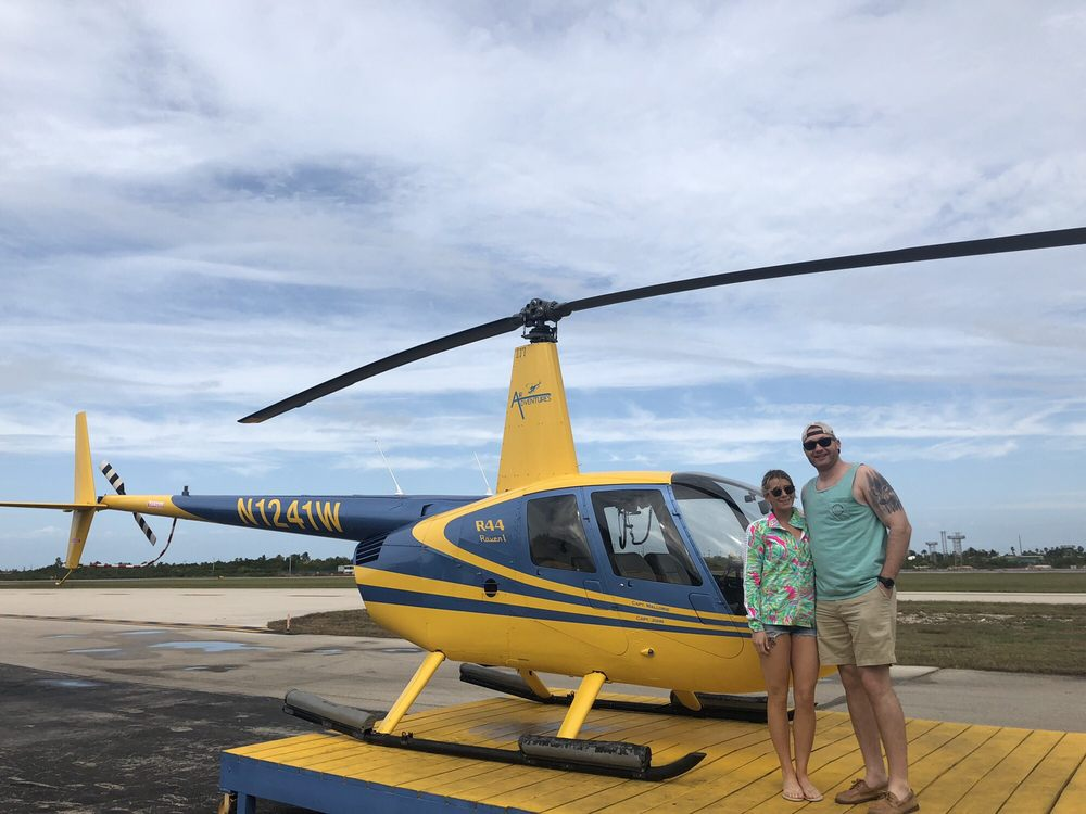 Air Adventures Helicopter Tours: 3471 S Roosevelt Blvd, Key West, FL