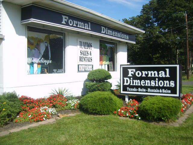 Formal Dimensions