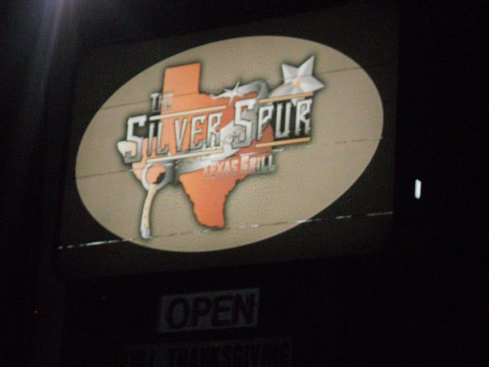 Silver Spur Texas Grill: 803 Loop 59, Atlanta, TX
