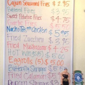 Artist crawfish express 124 photos 115 reviews cajun for Gardening express reviews