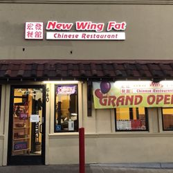 New Wing Fat 21 Photos Chinese 640 E 3rd Ave San Mateo Ca