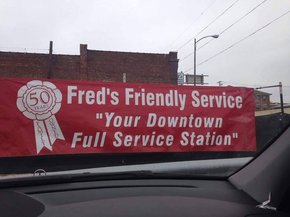 Fred's Friendly 66 Service