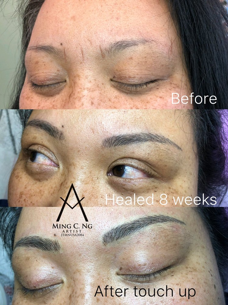 If You Seek Perfect Brows Go With Shading Instead Of Microblading