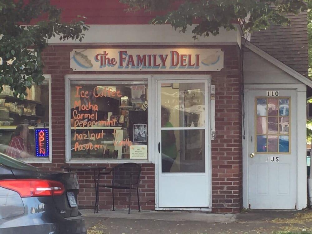Family Deli: 110 Main St, Moravia, NY