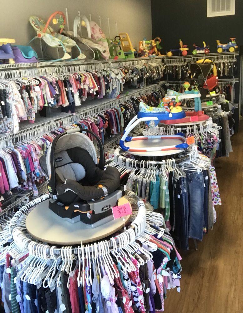 Kids Closet: 916 N Main St, Nixa, MO