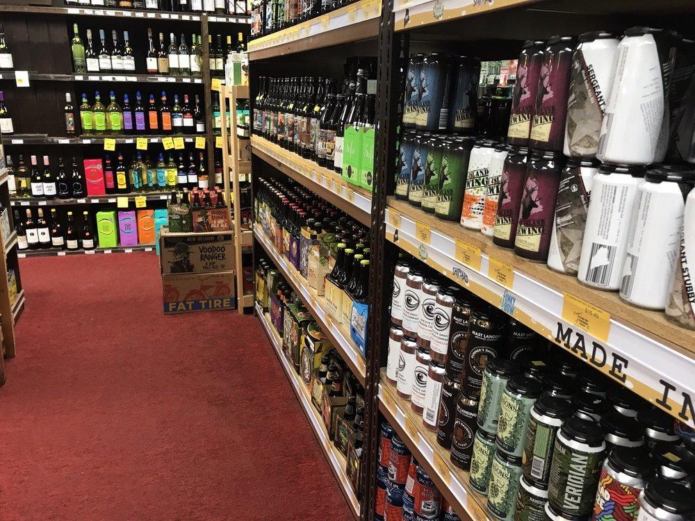 Lou's Beverage Barn: 75 Bangor St, Augusta, ME