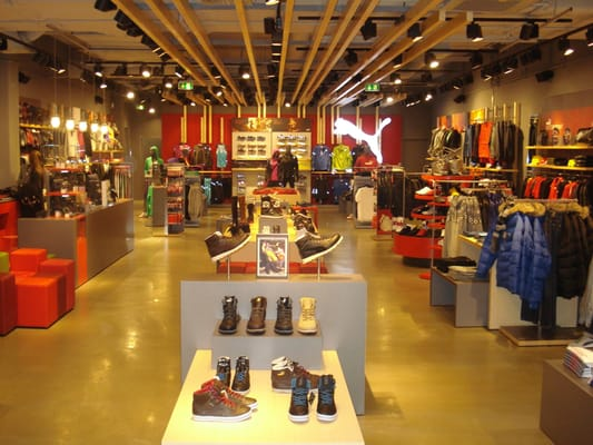 photos officielles a70ec b0619 Puma Store - CLOSED - Shoe Stores - Donaustadtstr. 1 ...