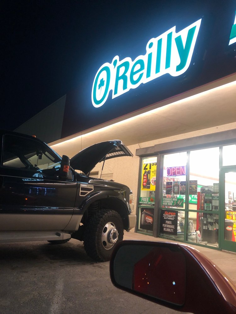 O'Reilly Auto Parts: 306 W Avenue J, Robstown, TX