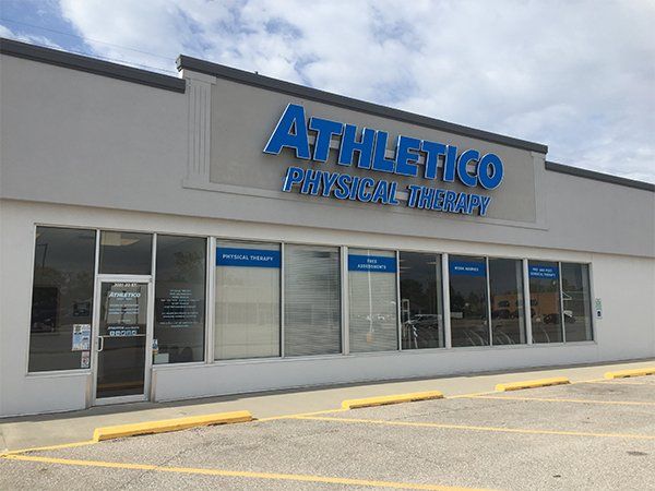Athletico Physical Therapy - Columbus: 2021 23rd St, Columbus, NE