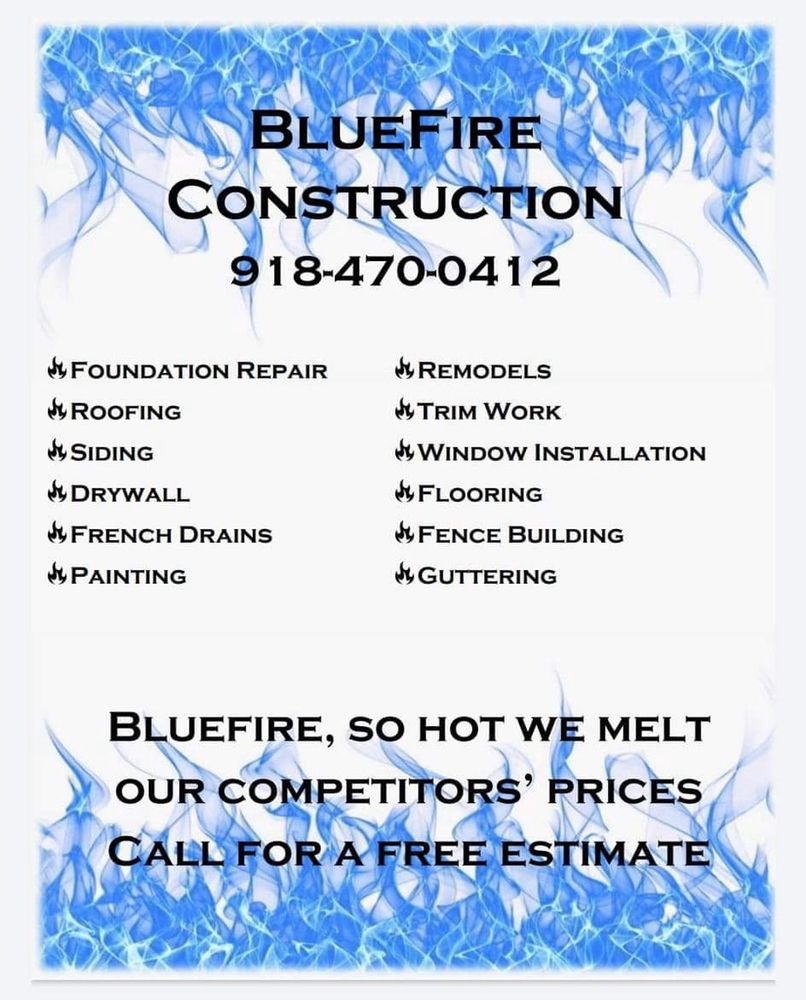 BlueFire Construction: McAlester, OK