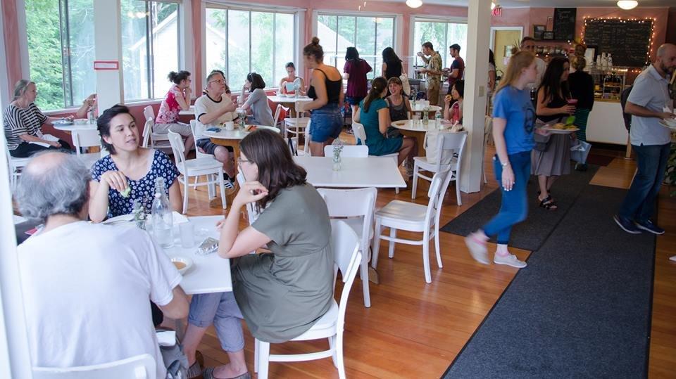 Threefold Cafe Chestnut Ridge Ny