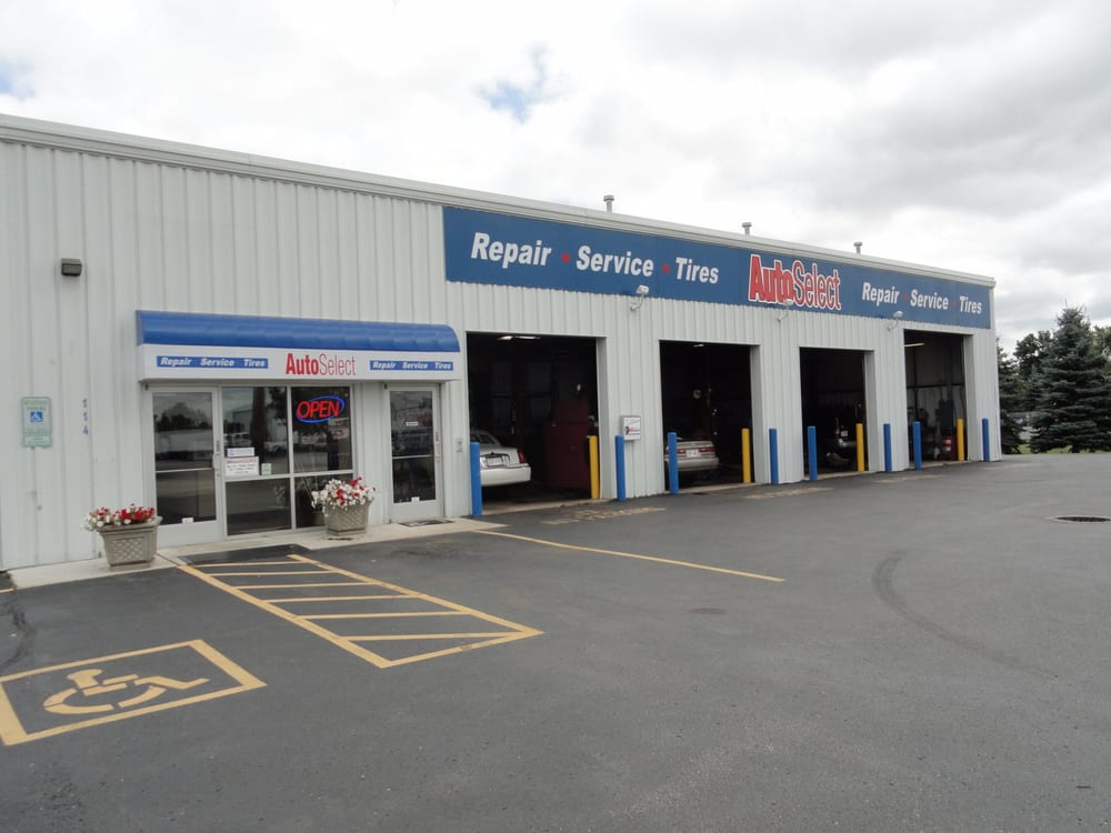 Auto Select Neenah: 114 South Green Bay Rd, Neenah, WI