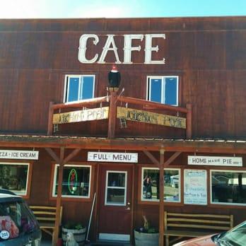 Becky Falls Cafe Menu
